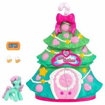 My Little Pony Christmas.My Little Pony A Very Minty Christmas Tree