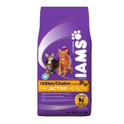 Iams Proactive Health Kitten, 6.8-Pound Bags, My Pet Supplies