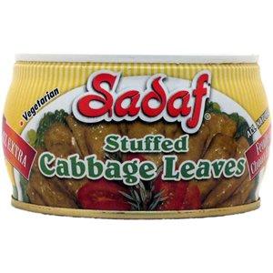 Stuffed Cabbage Leaves - Sadaf Stuffed Cabbage Leaves, 15 Oz.