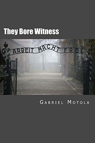 Amazon they bore witness ebook gabriel motola kindle store they bore witness by motola gabriel fandeluxe Choice Image