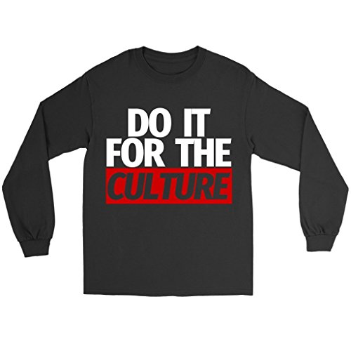 Migos Do It For the Culture Rap Hip-Hop Long Sleeve - Shipping Culture Love