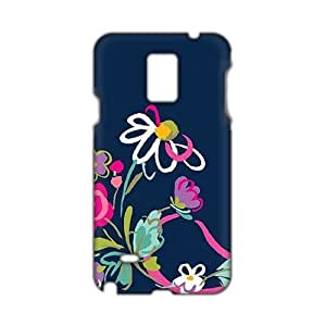 Evil-Store Beautiful flowers 3D Phone Samsung Galaxy S5 I9600/G9006/G9008