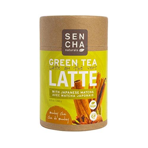 Sencha Naturals Matcha Latte Bombay product image