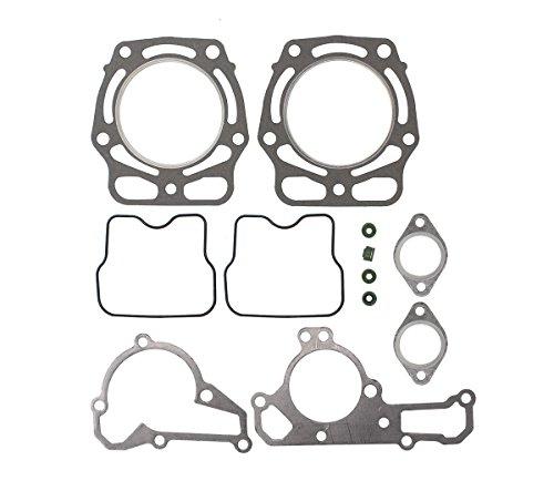 (Karbay Top End Head Bottom Gasket Kit For Kawasaki KAF620 Mule 2500 2510 3000 3010 3020)