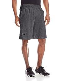 Men's Raid 10 Inch Shorts Carbon Heather Grey