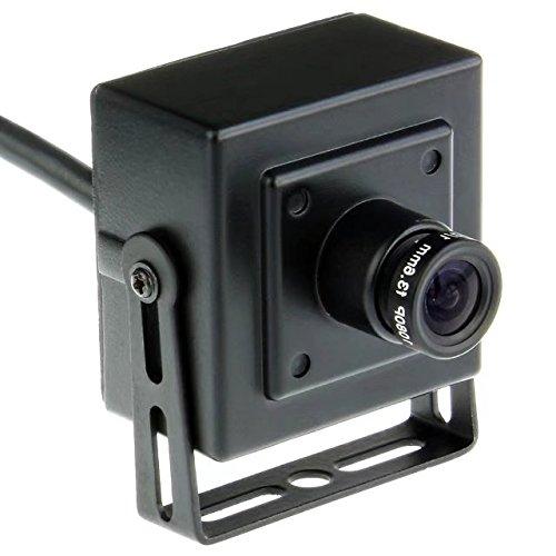 ELP Sony IMX322 Sensor Mini Usb Camera Module HD 1080P(3.6mm Lens with housing)