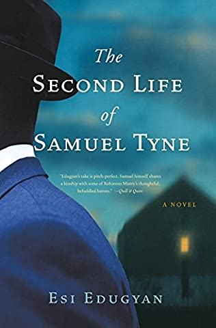 book cover of The Second Life of Samuel Tyne