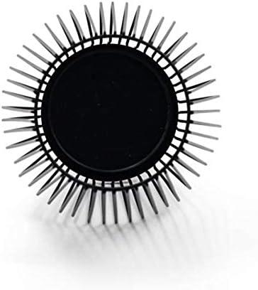 IB LAURSEN Tealight Holder kerzentülle Tealight Black 6 cm Black Metal