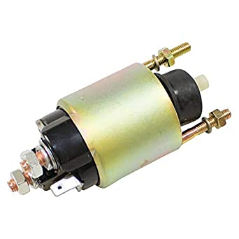 Stens 435-864 Mega Fire Starter Solenoid, Replaces Kawasaki: 27010-2122,  27010-7005, Kohler: 52 435 02-S, 12V, Fits 435-012 Electric Starter and