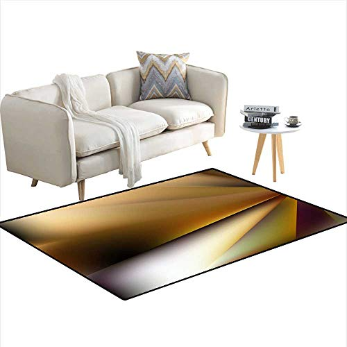 Anti Skid Rugs Geometric Background Crystal Polygon Angle Vector Pattern Light Refraction The Edges 55