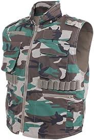 Rothco Ranger Vests (Woodland Camo)