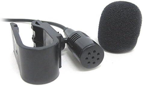 Microphone for Kenwood KMRD768BT KMRD368BT KMRM318BT KDC-BT362U