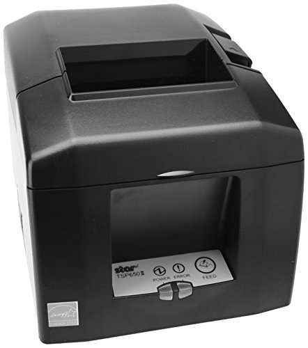 Star Micronics TSP650II BTi 39449871 Bluetooth Desktop Receipt Printer by Star Micronics