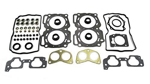 ITM Engine Components 09-10834 Cylinder Head Gasket Set for 2000-2009 Subaru 2.5L H4, EJ251/EJ253, Baja/Impreza/Legacy/Outback