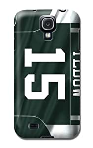 DIY New York Jets Durable Protective Hard Case Fit For samsung galaxy s4 i9500 i9505 i9502