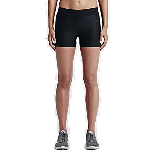 Nike Women's NikeLab Essentials Pro 3'' Training Shorts (Small, Black) by Nike