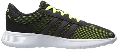 Adidas Performance Mænds Lite Racer Basketball Sko Sort / Sort / El Zkh8dVlmD