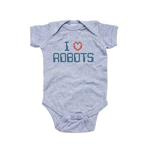 i love robots - 2