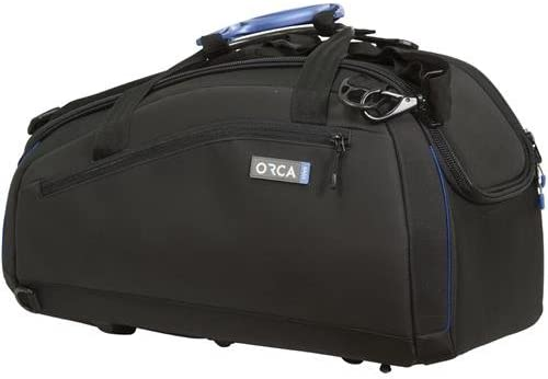 Orca OR-7 Small Undercover Bag for Sony FS-5K Video Camera with Viewfinder and Handle Kit