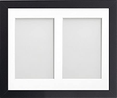 Frame Allington Range 10 x 8 Inches Black Picture Photo Frame with ...