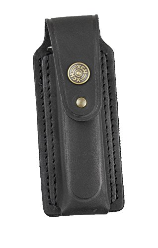 (XCH Subcompact handguns single stack magazine pouch/holder. Genuine leather)