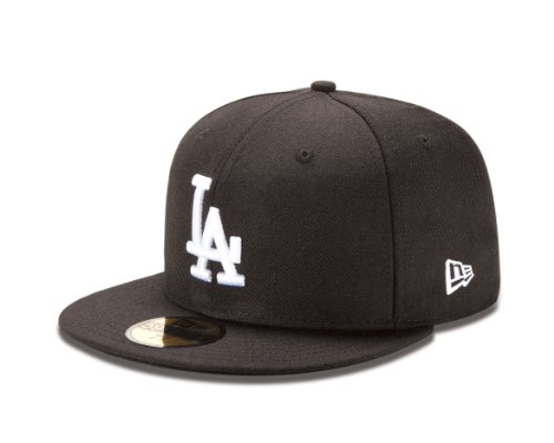 White 59fifty Youth Cap - 7