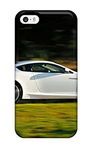 Hard Plastic Iphone 5/5s Case Back Cover,hot Aston Martin Virage 23 Case At Perfect Diy