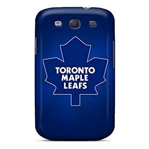 Samsung Galaxy S3 Dxd3897KEpV Custom Vivid Toronto Maple Leafs Image Protector Hard Cell-phone Cases -CharlesPoirier