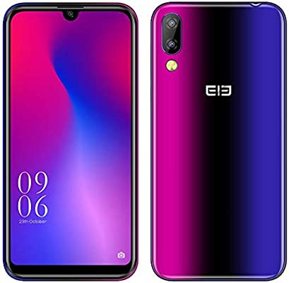 Elephone A6 Mini Android 9.0 4G Dual SIM Móvil Libre: Amazon.es ...