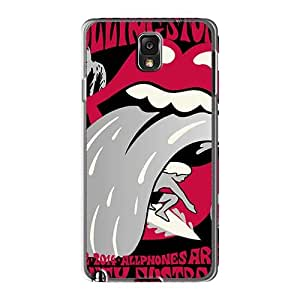 DannyLCHEUNG Samsung Galaxy Note3 Anti-Scratch Hard Cell-phone Cases Provide Private Custom High-definition Rolling Stones Pictures [ZvP15030fDku]