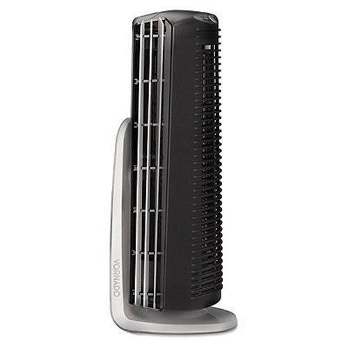 Vornado - Duo Tower Circulator Fan - Black