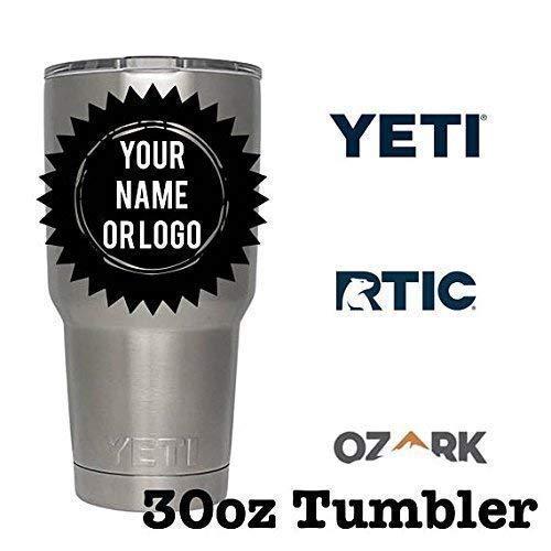 30oz Custom Stainless Tumbler