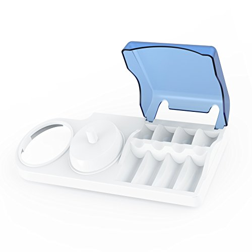 Oral B Stand Anotion Electric Toothbrush Heads Holder for Braun Oral B ()