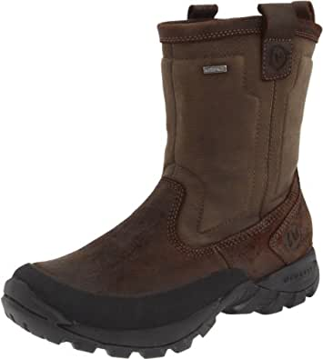 Amazon.com | Merrell Men's Bergenz Waterproof Winter Boot