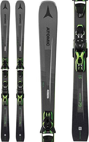 Atomic Vantage 79 C Mens Skis w/FT 10 GW Bindings