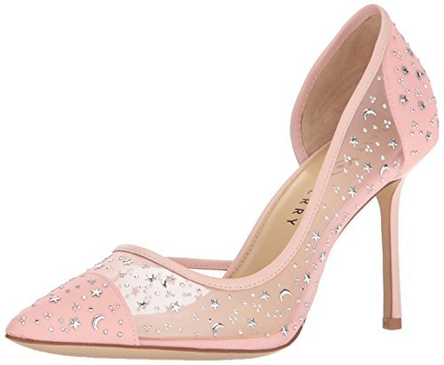 Katy Perry Women's The Anne Pump, Pink/Soft Pink, 8 Medium US
