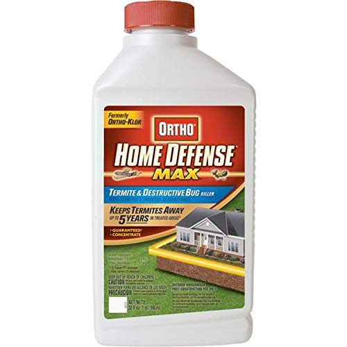 Ortho Home Defense MAX Termite and Destructive Bug Killer Concentrate