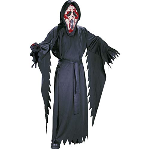 Fun World Licensed Bleeding Scream Costume, Large 12 - 14, Multicolor ()