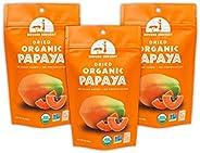 Mavuno Harvest 100% Organic Dried Fruit, Jackfruit, 2 Ounce (Pack of 6)