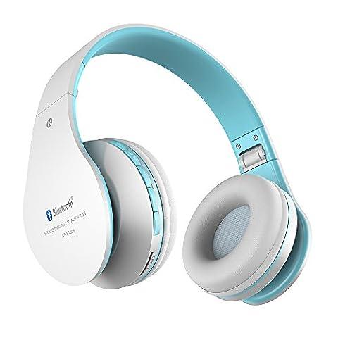 Wireless Headphones Aita BT809 on Ear Bluetooth Noise Cancelling Headphones,