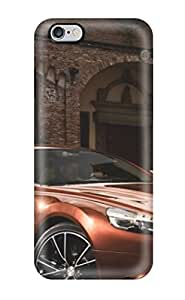 Anti-scratch And Shatterproof Sports Car Near Brick Building Phone Case For Iphone 6 Plus/ High Quality Tpu Case