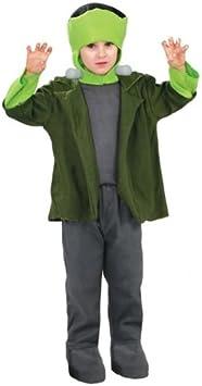 Disfraz de mini-Frankenstein para niño - Talla - 7-9 años: Amazon ...