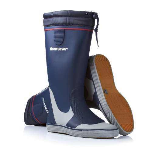 Crewsaver Long Sailing Boot 4010 UK Size 8  B004S95JNC