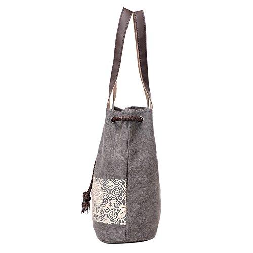 Blanc pour unique porter Crossbody femme SENCILLO taille l'épaule à à Bag Sac HPxAvqt