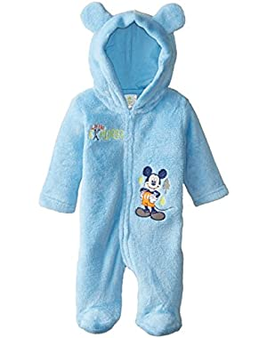 Disney Baby Boys'  Mickey Hooded Pram