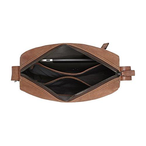 PICARD Hommes Pocket Sac à bandoulière Enzo Whisky 8114