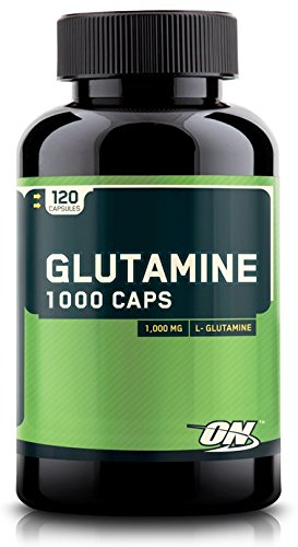 Optimum Nutrition Glutamine Capsules 1000mg