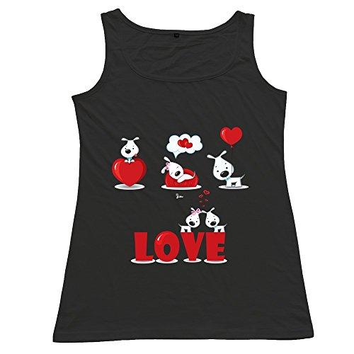 onlyprint-womens-dog-love-tank-top-size-m-us-black