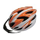JSZ EPS Outdoor Mtb/Road Bicycle Helmet, Orange By BSK