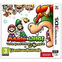 Mario & Luigi : Voyage au centre de Bowser + L'épopée de Bowser Jr. | 3DS - Version digitale/code [Preload]